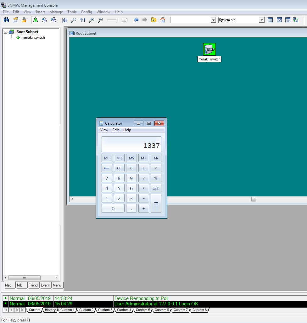 Mogozobo » (CVE-2019-13494) SNMPc Enterprise Edition 9 & 10 Stack